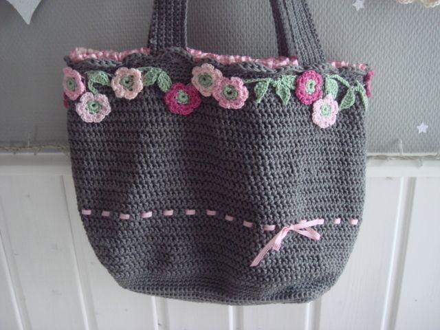 ♥♥ Tasche Rosenliebe ♥♥ von Sabine´s Finest auf DaWanda.com