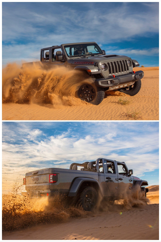 2020 Jeep Gladiator Mojave Chicago Auto Show Reveal In 2020 Chicago Auto Show Jeep Gladiator Jeep