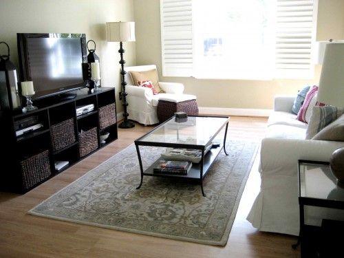 ektorp living room brown and beige ikea