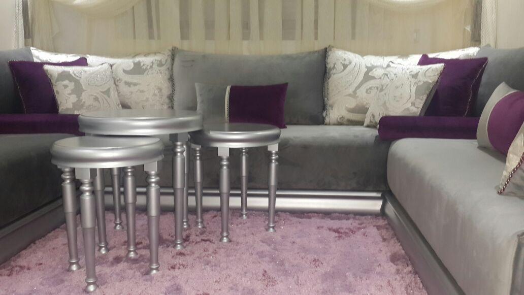 Salon marocain albayr deco 3 arredamento d 39 interni for Mobili zara home