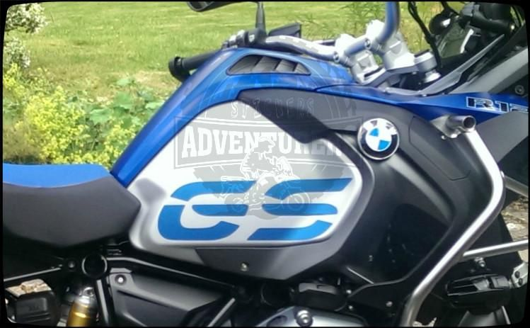 BMW MOTORCYCLE R1200GS NEW MODEL LC DECAL//STICKER !!!