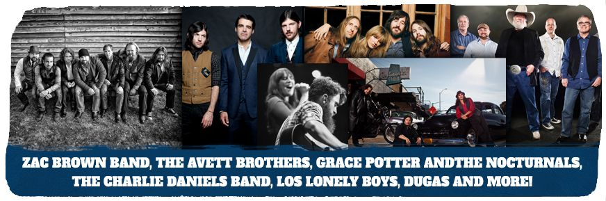 News (With images) Zac brown band, Avett brothers, Grace