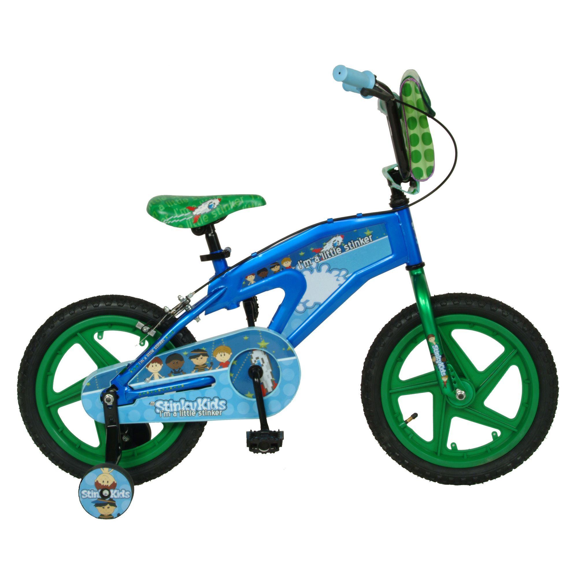 "Boy's 16"" Road Bike"