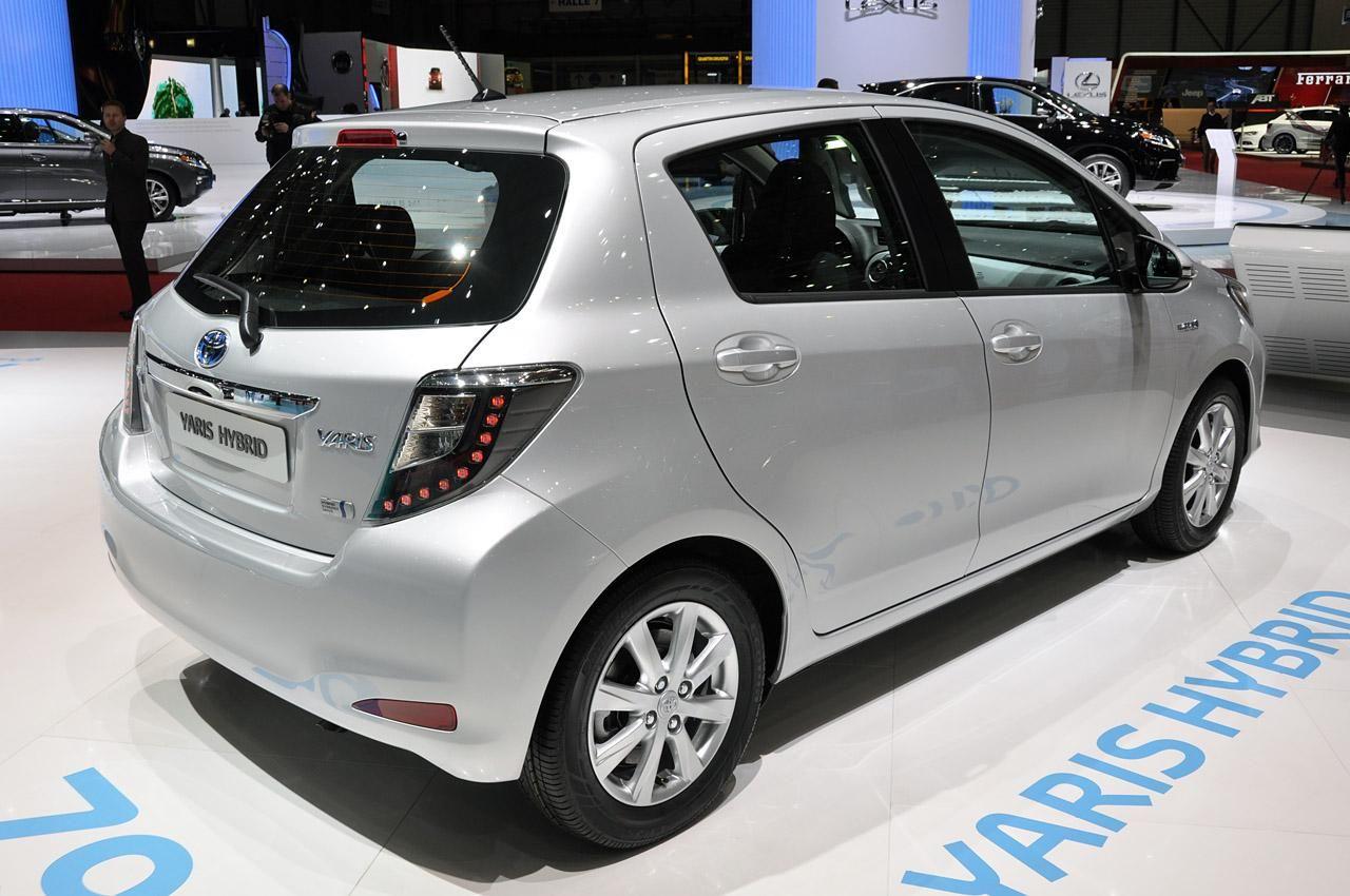 Toyota yaris hybrid from atlanta toyota http www atlantatoyota com