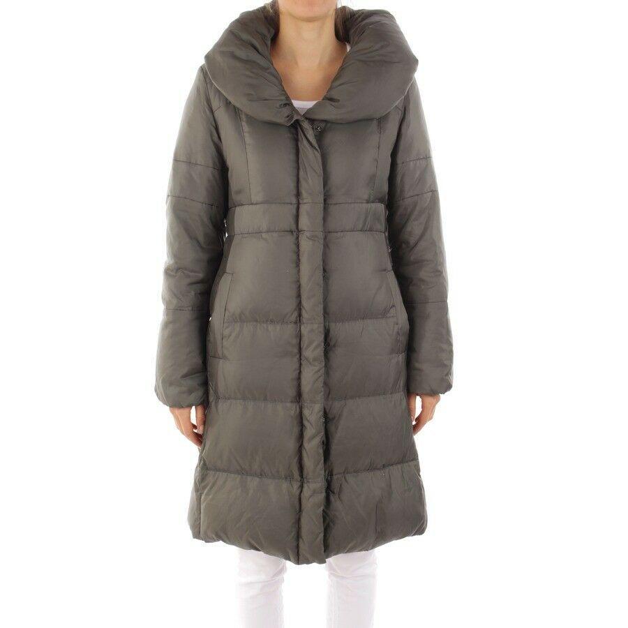 Damen Wintermantel Grün GrDe Coat Strenesse Mantel 38 wn0Ok8P