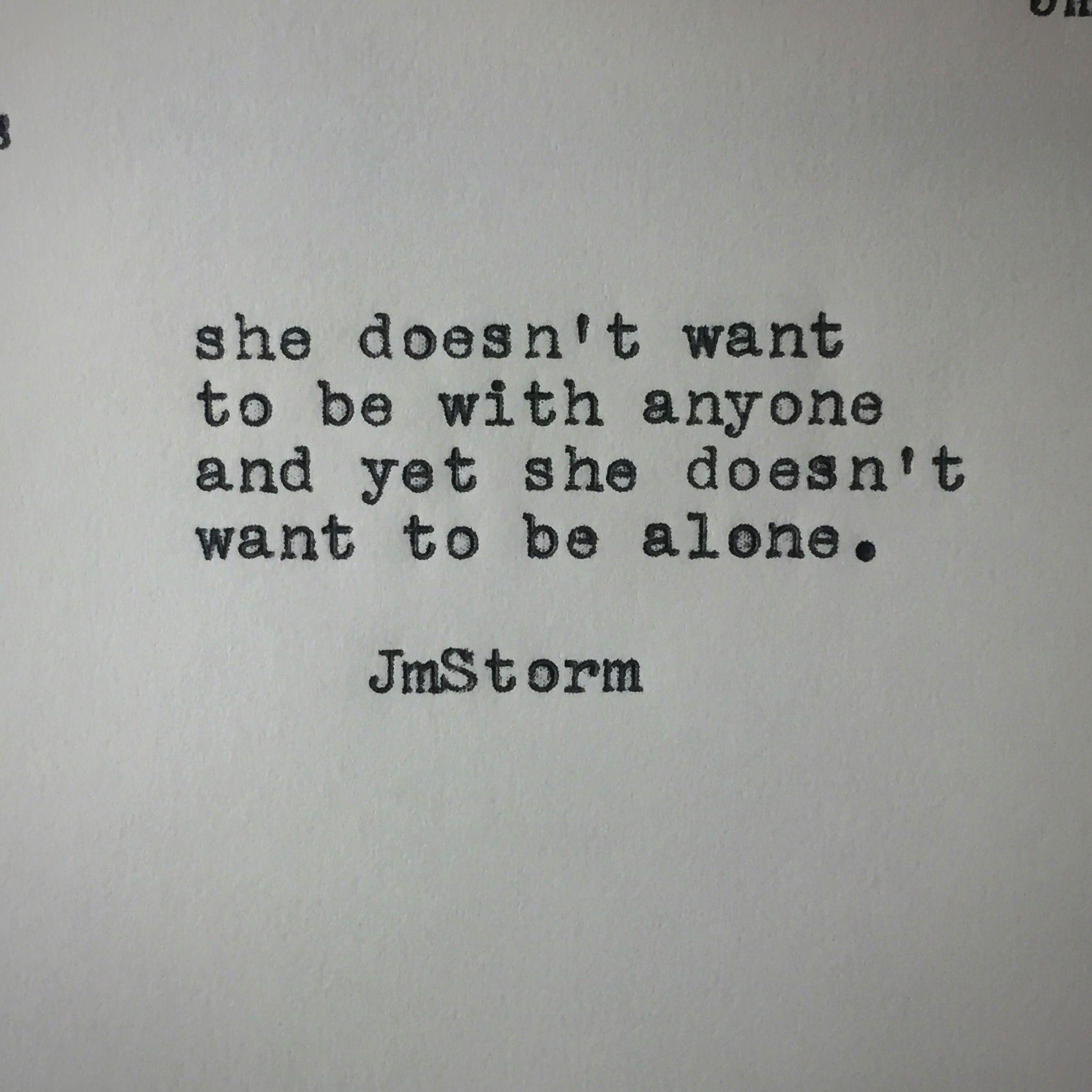 Jm Storm Quotes Deep