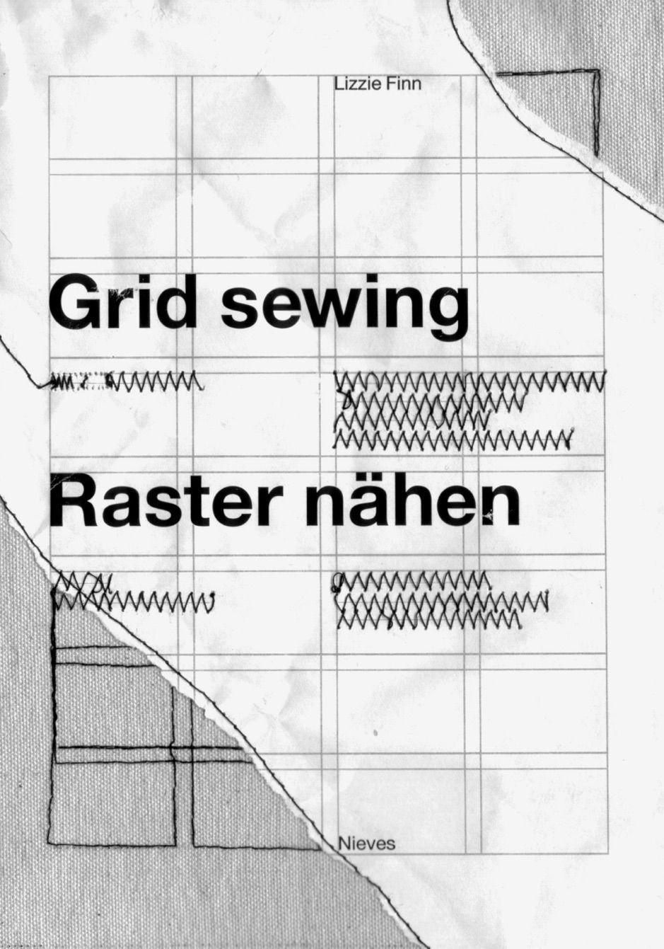 âŽGrid Sewing  Raster NÃhen