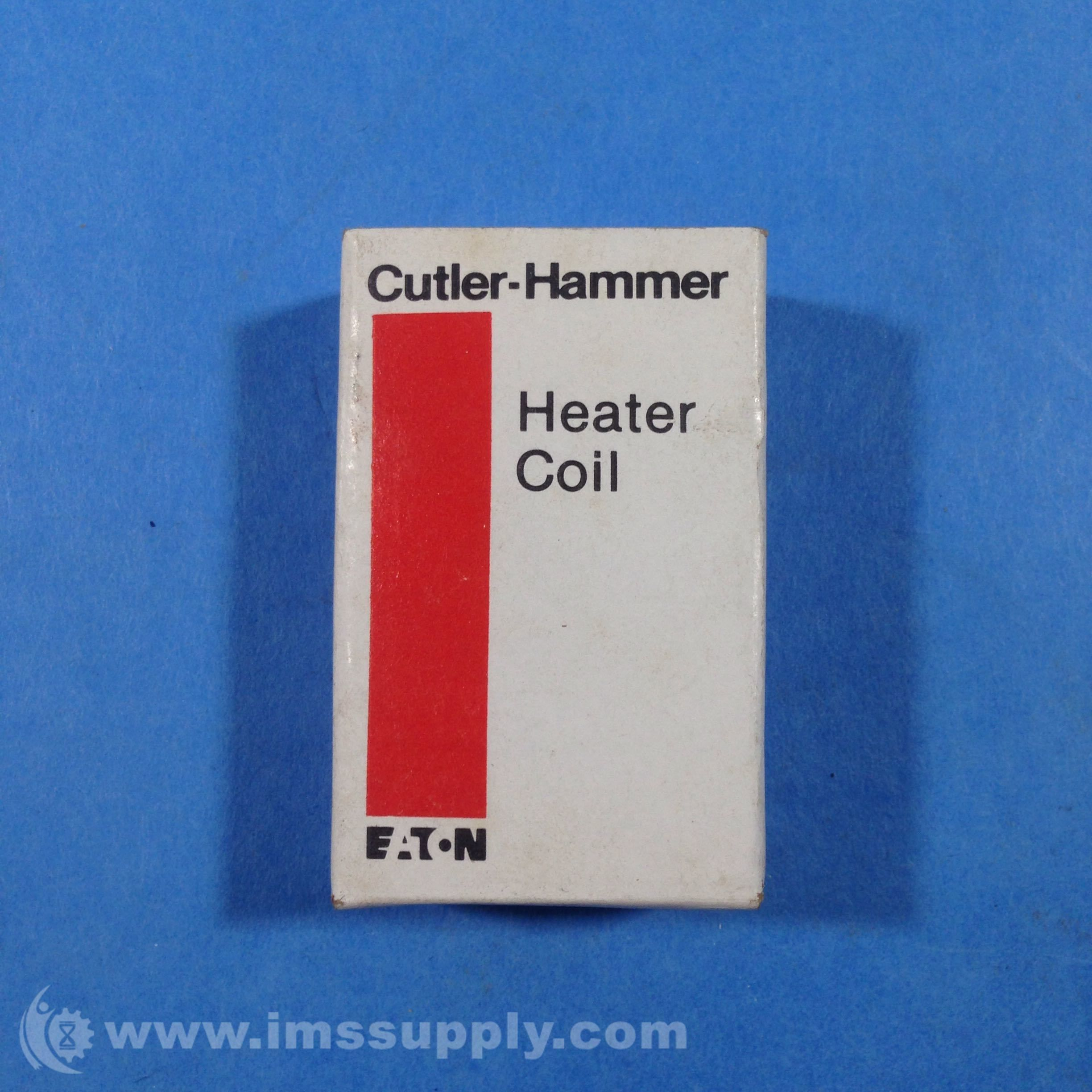CUTLER HAMMER H-1029 OVERLOAD THERMAL UNIT HEATING ELEMENT