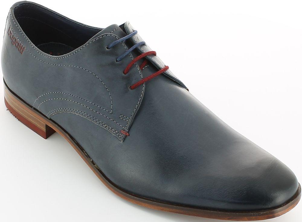 Bugatti bőr férfi félcipő  ab807d18da