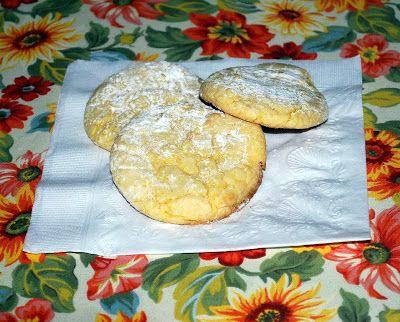 Barbe's Lemon Cookies