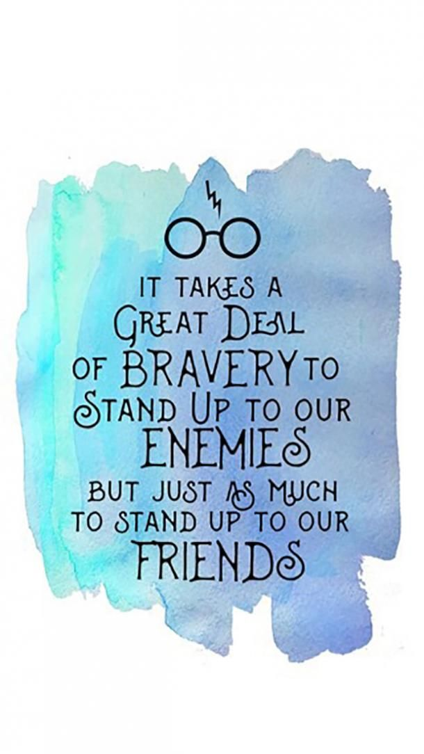 50 Best Harry Potter Quotes About Friendship, Love And Family | Pinterest |  Enemies, Harry Potter And Harry Potter Stuff
