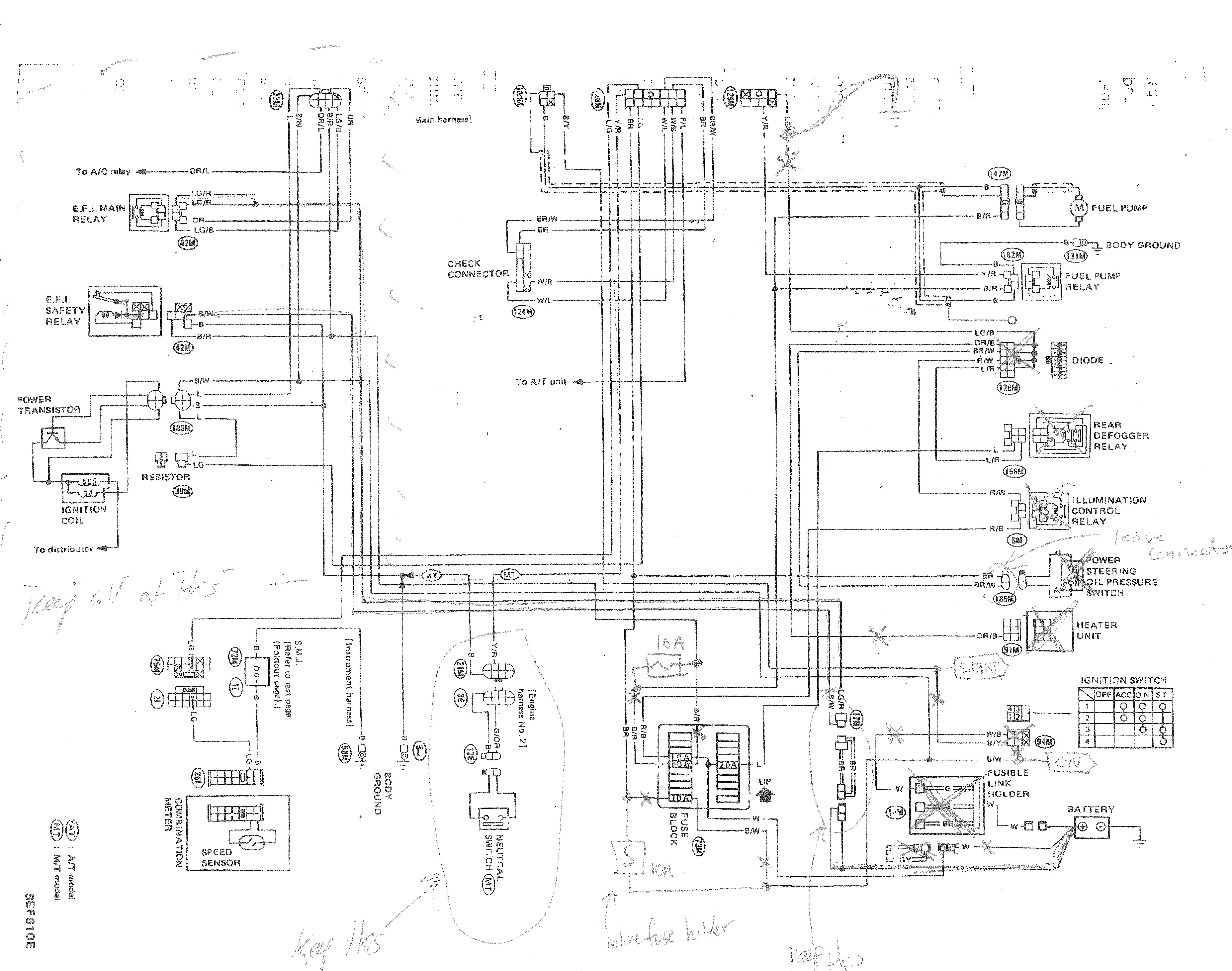 Nissan Vg30 Wiring Diagram 10 In