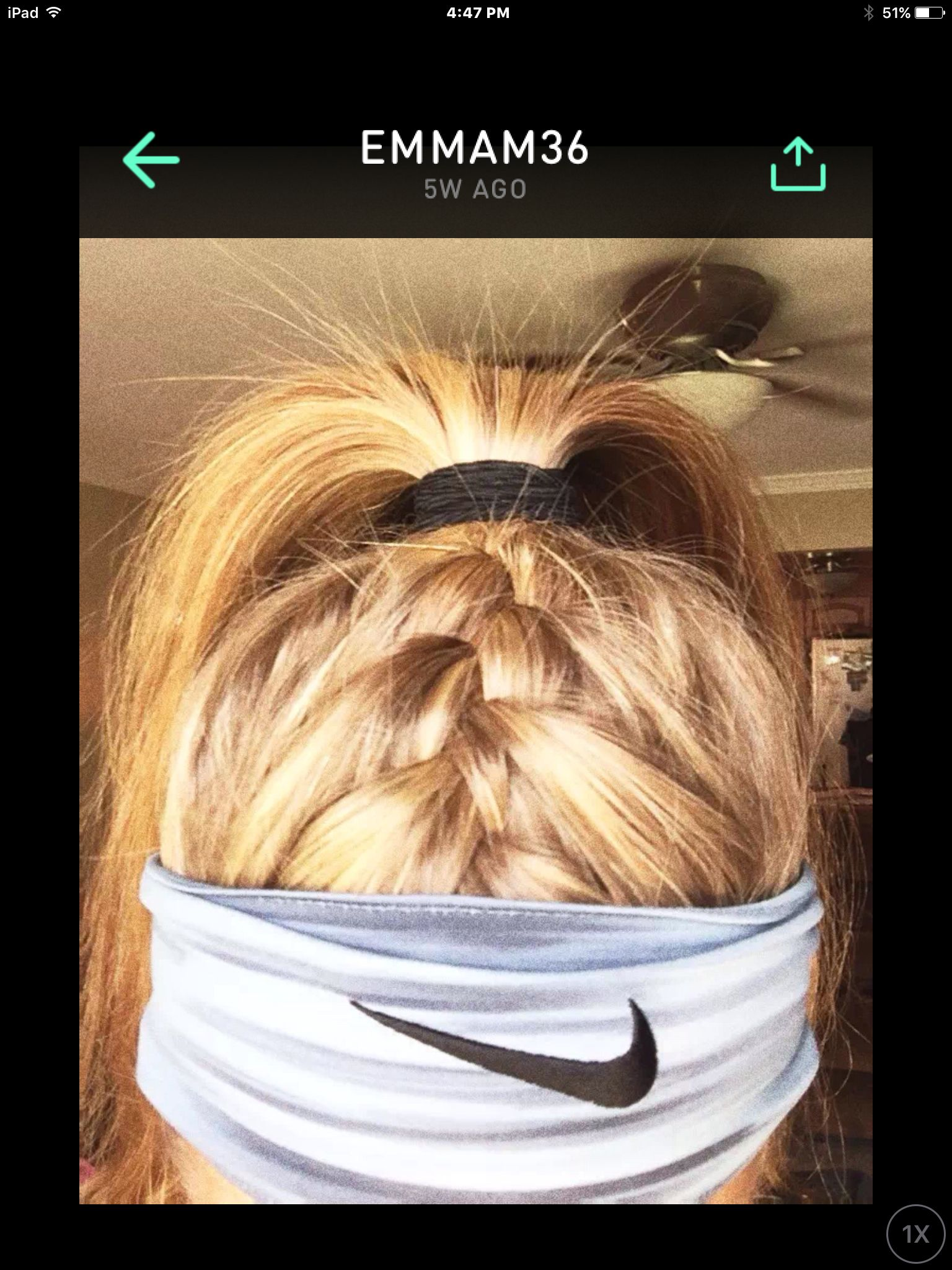 great hairstyle lacrosse