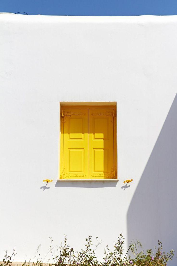 Coole 25 unglaubliche gelbe ästhetische Schlafzimmer Deko-Ideen decorisme.co / ... Ba ... #yellowaesthetic