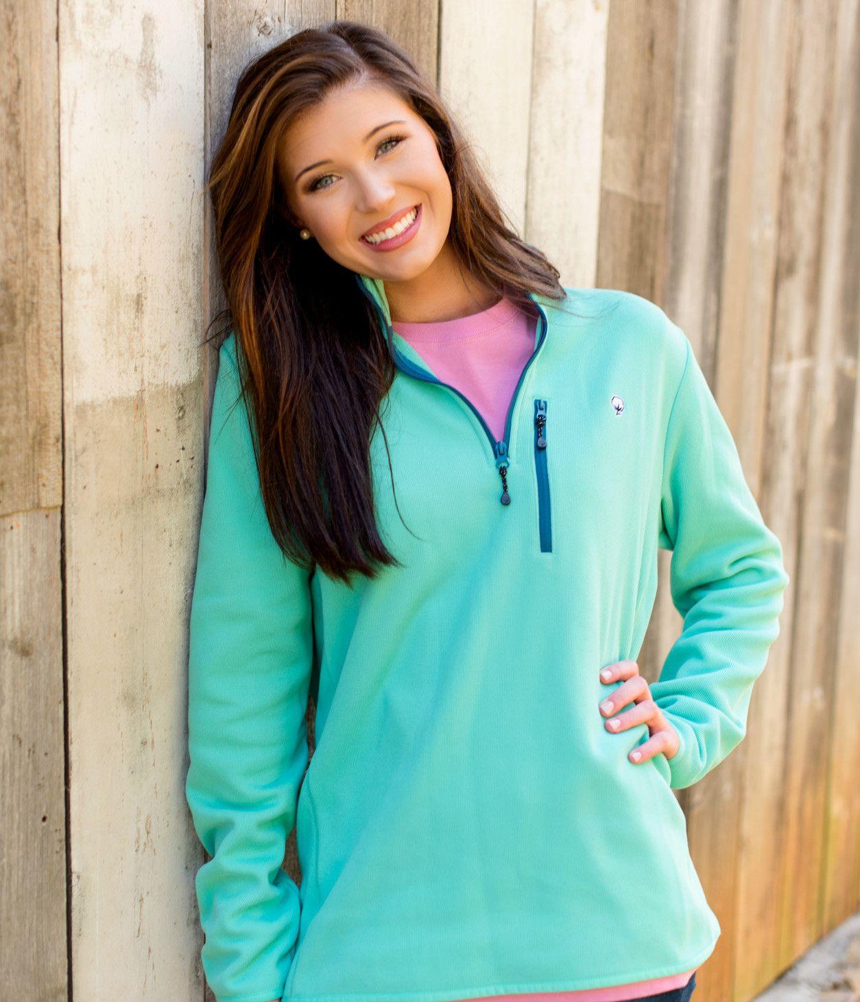 Keeler 1/4 Zip Pullover