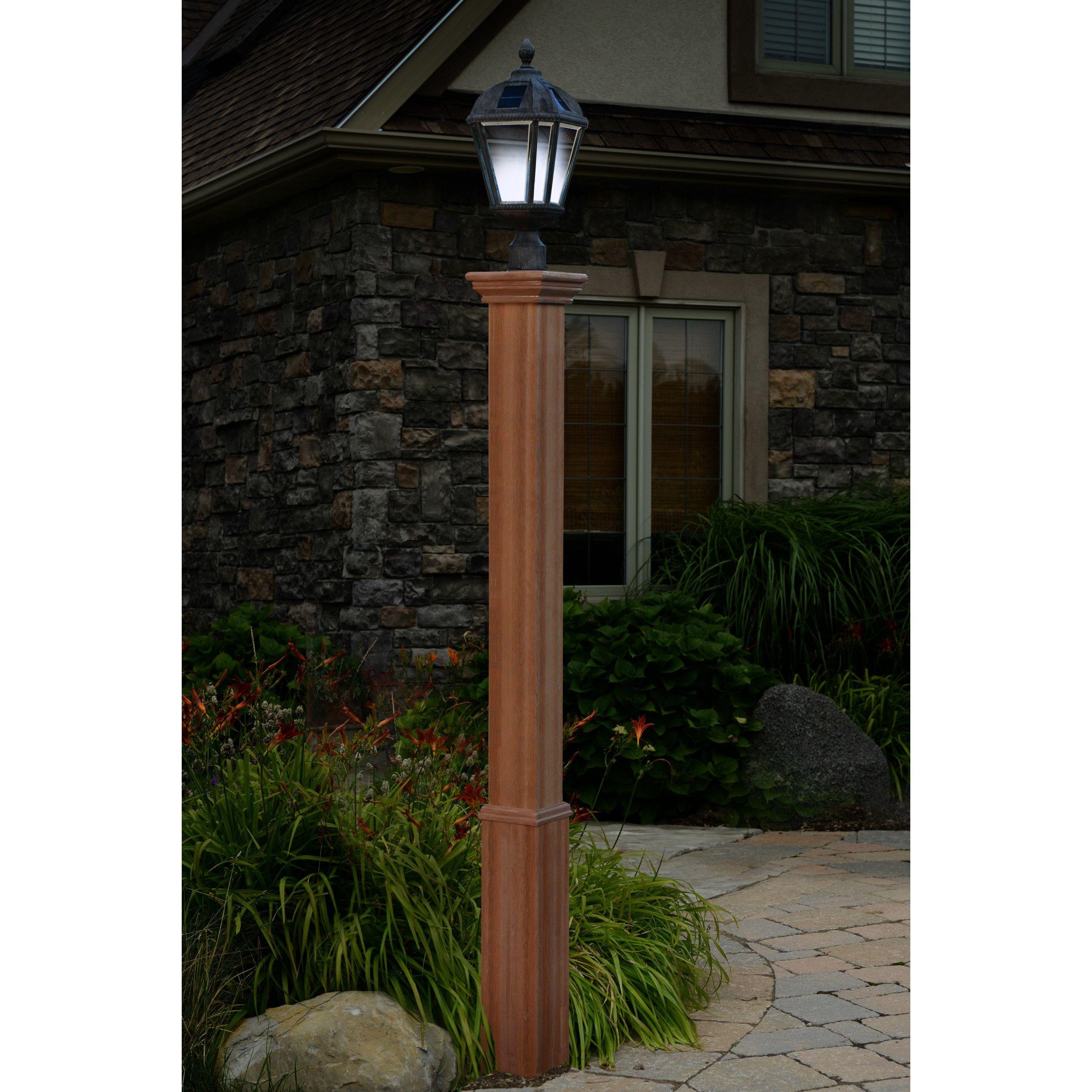 Amazing Wood Outdoor Lamp Post Outdoor Lamp Posts Outdoor Lamp Lamp Post Lights