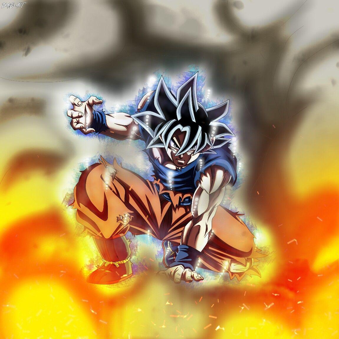 Goku Ultra Instinto (Universo 7)