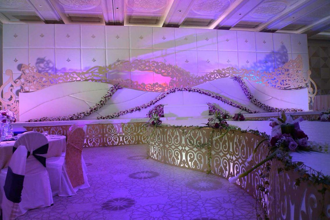 Wedding stage decoration dubai  New stage design  Wedding Stage  Pinterest  Stage design Wedding