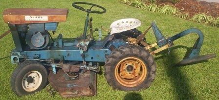 Sears Suburban 600 Free Download For Operators Manual For Tractor And David Bradley Implements Download At Www Redbayfar Tractors Yard Tractors Garden Tractor