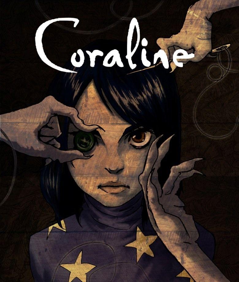 Love For Tim Burton Coraline Art Coraline Halloween Books For Kids