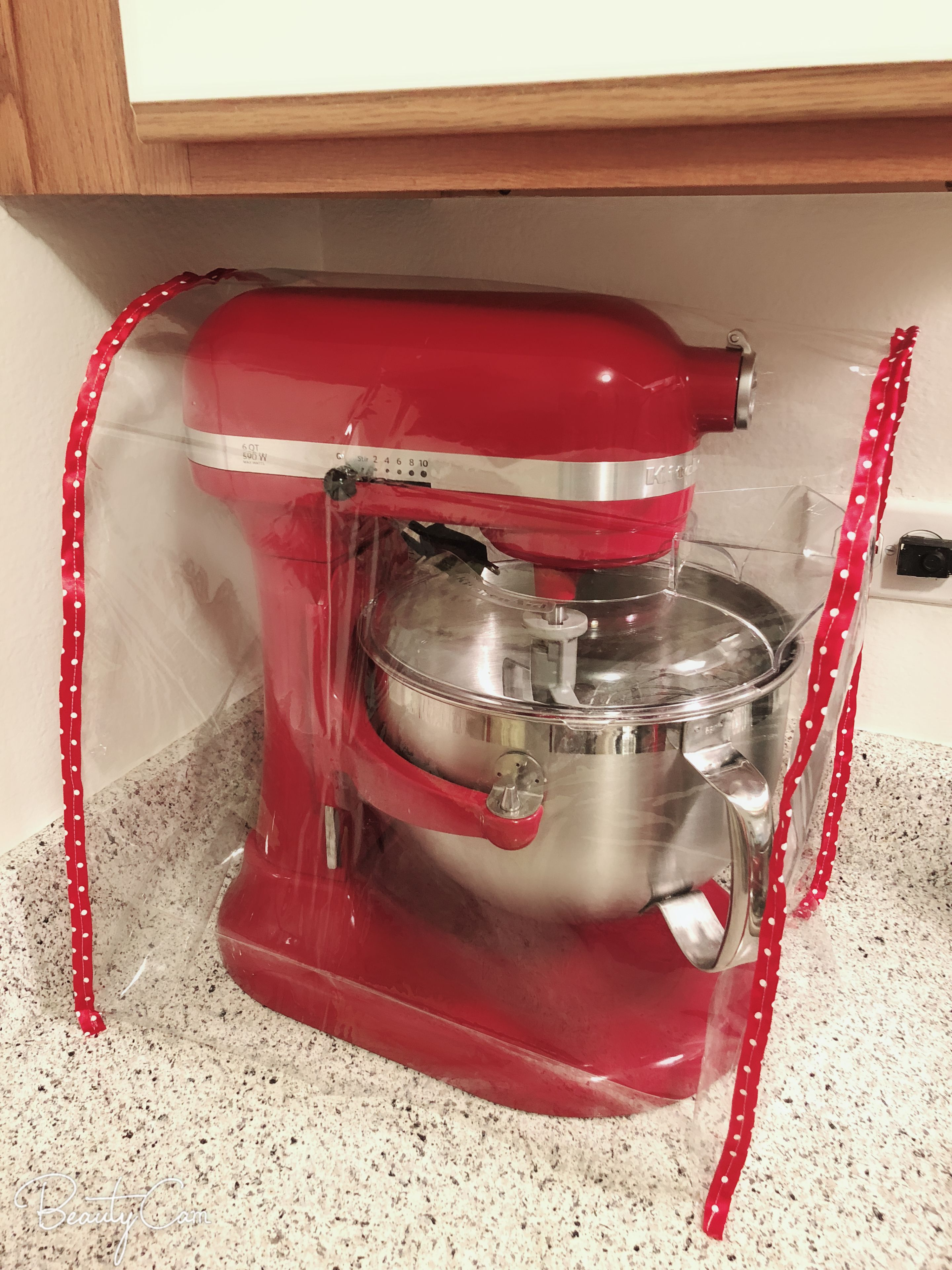 Cover for my kitchen aid stand mixer 6 qt handmade