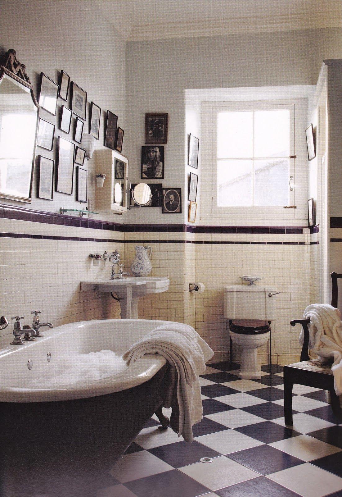 robinetterie et salle de bain r tro haut de gamme retro bathroom pinterest salle de bain. Black Bedroom Furniture Sets. Home Design Ideas