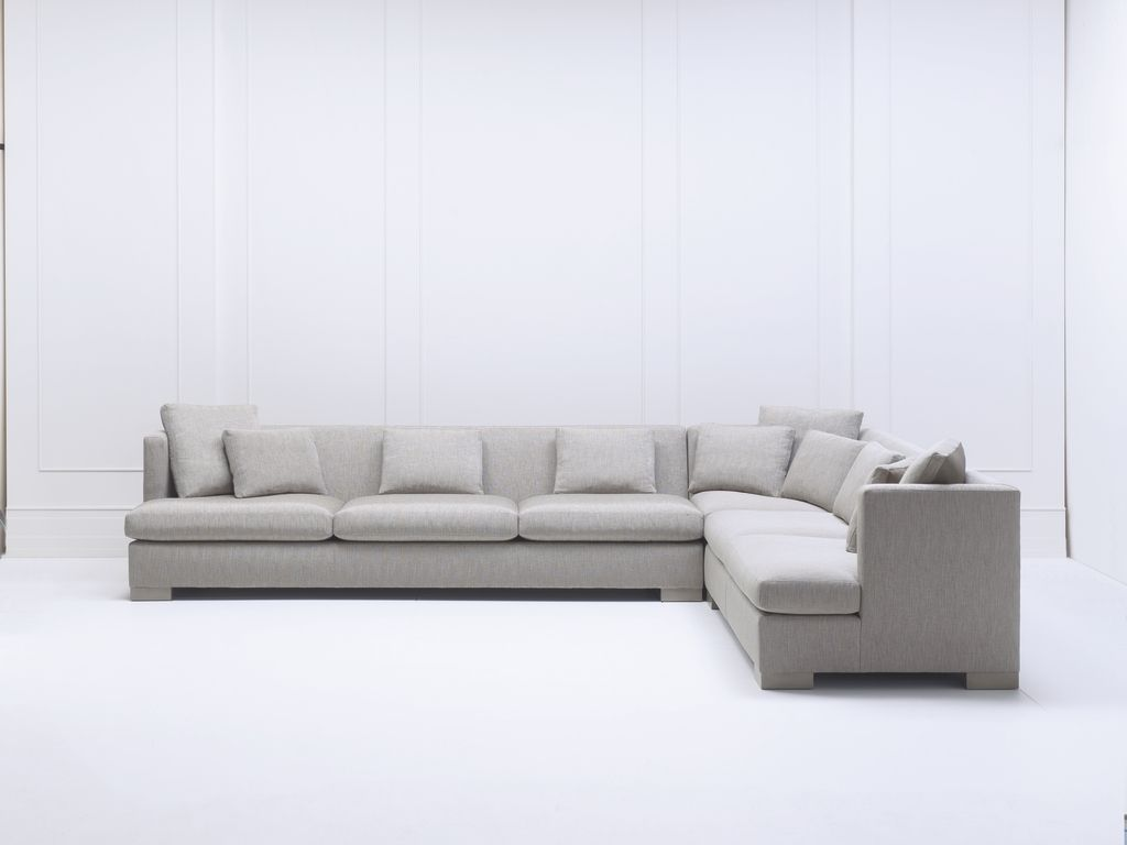 Social Scene Sectional The Barbara Barry Can Be Configured With Ottoman To 12 X Baker Furnituresectional Sofaswindermerefamily