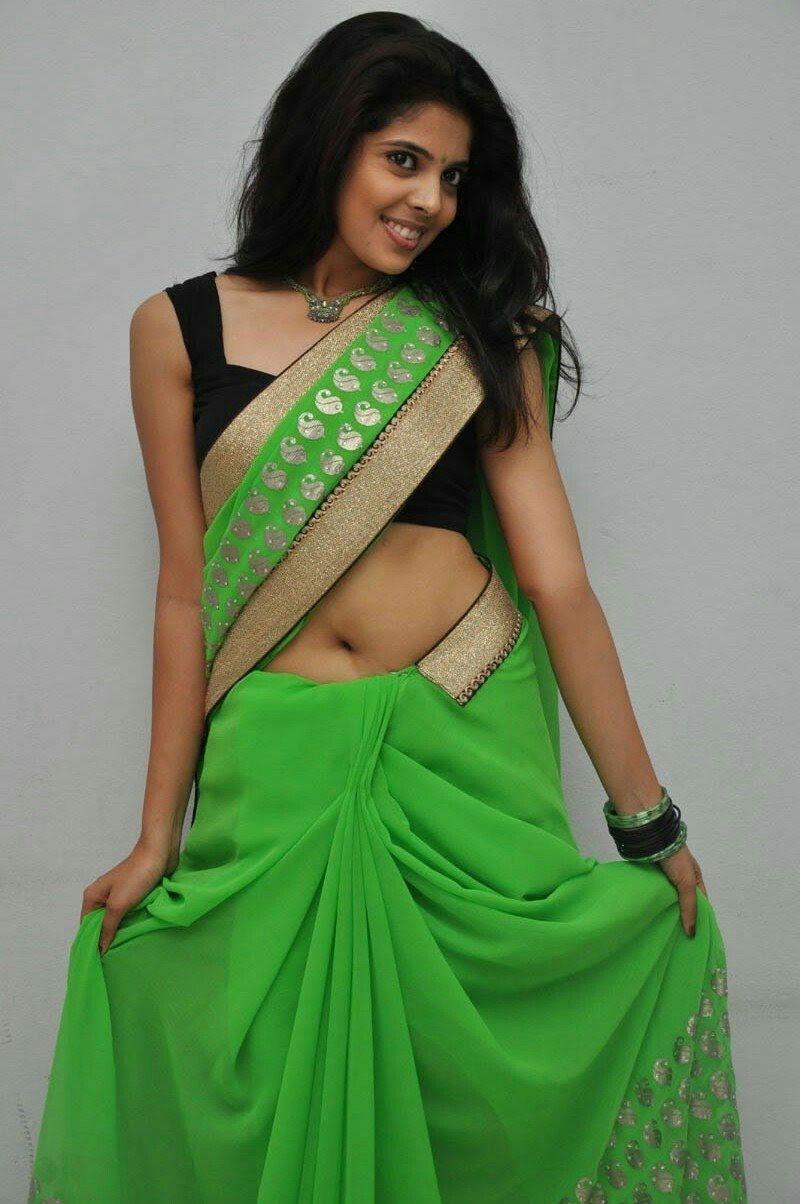 Pin by Kalai Priya on Shravya | Saree navel, Indian ...