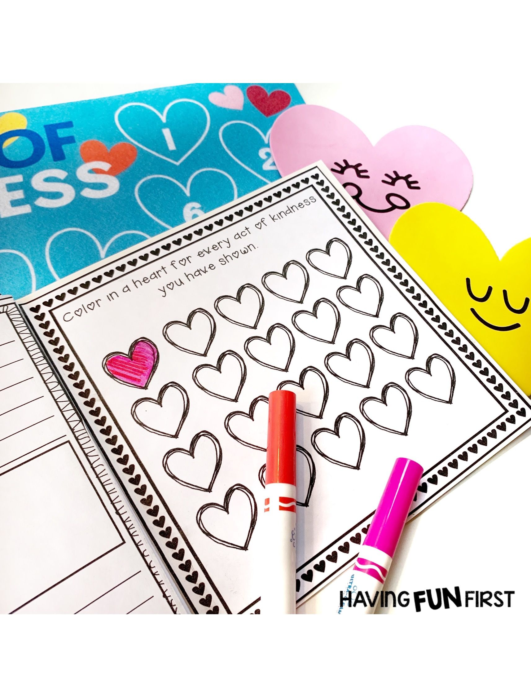 3 Ways To Build Kindness Into Your Classroom