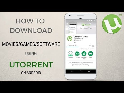 sites to download movies for free using utorrent