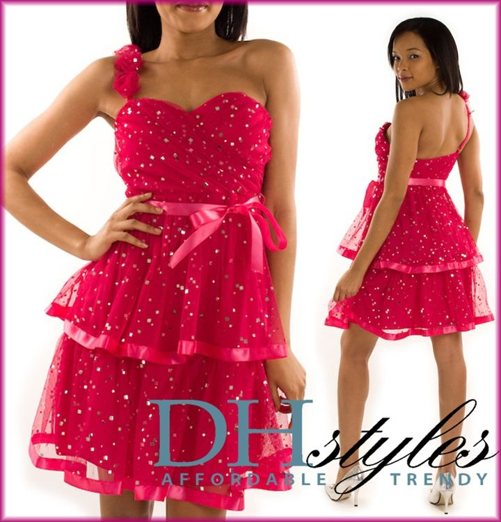 Valentine's Party Dresses for Juniors