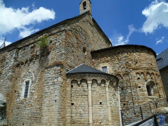 Iglesia de Santa María de Cap d´Aran de Tredòs