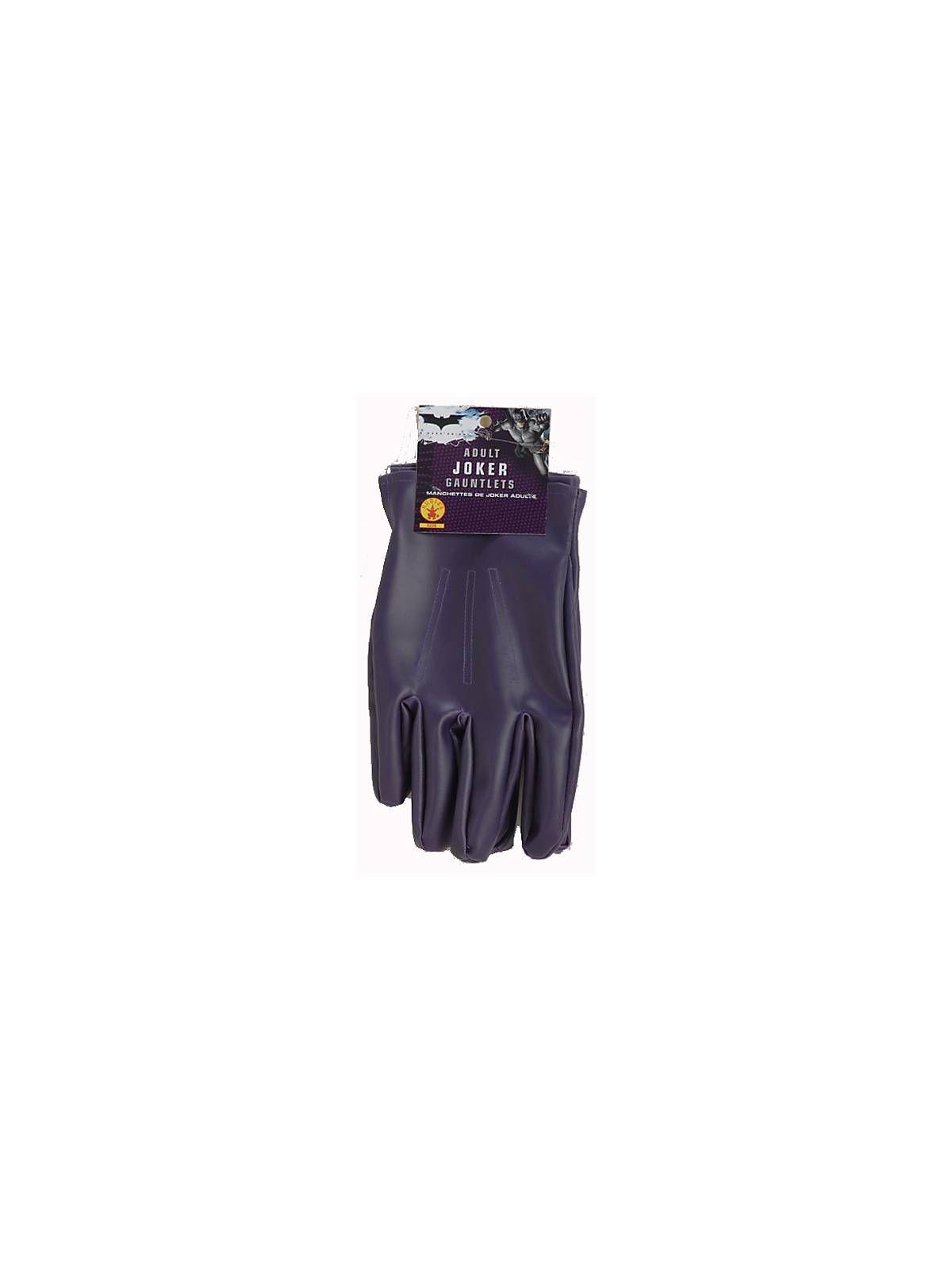45b626e89678a Batman Dark Knight The Joker Gloves Adult | Joker Halloween Costumes ...