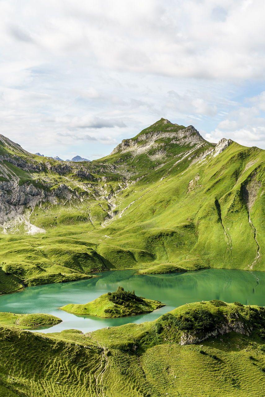 Wandern in den Allgäuer Alpen – Vilsalpsee und Schrecksee