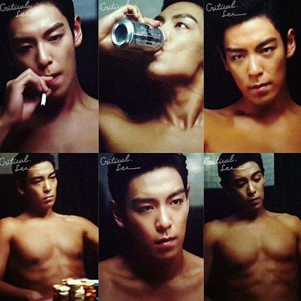T O P Shirtless Choi Seung Hyun Shirtless Choi Seung Hyun