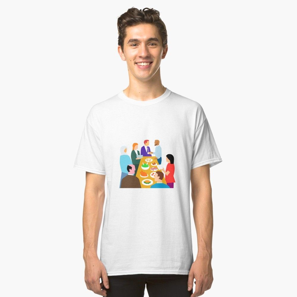 'Diversity in Workplace Retro' T-Shirt by patrimonio,  #Diversity #oldschoolheart #patrimonio #Retro #tshirt #Workplace