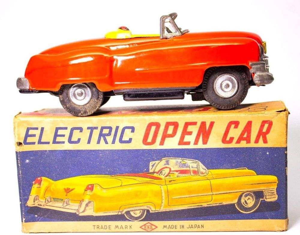 Pin on Vintage Japanese Tin Friction Toys