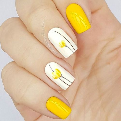 Best Spring Nails 24 Best Spring Nails For 2020 Tulip Nails