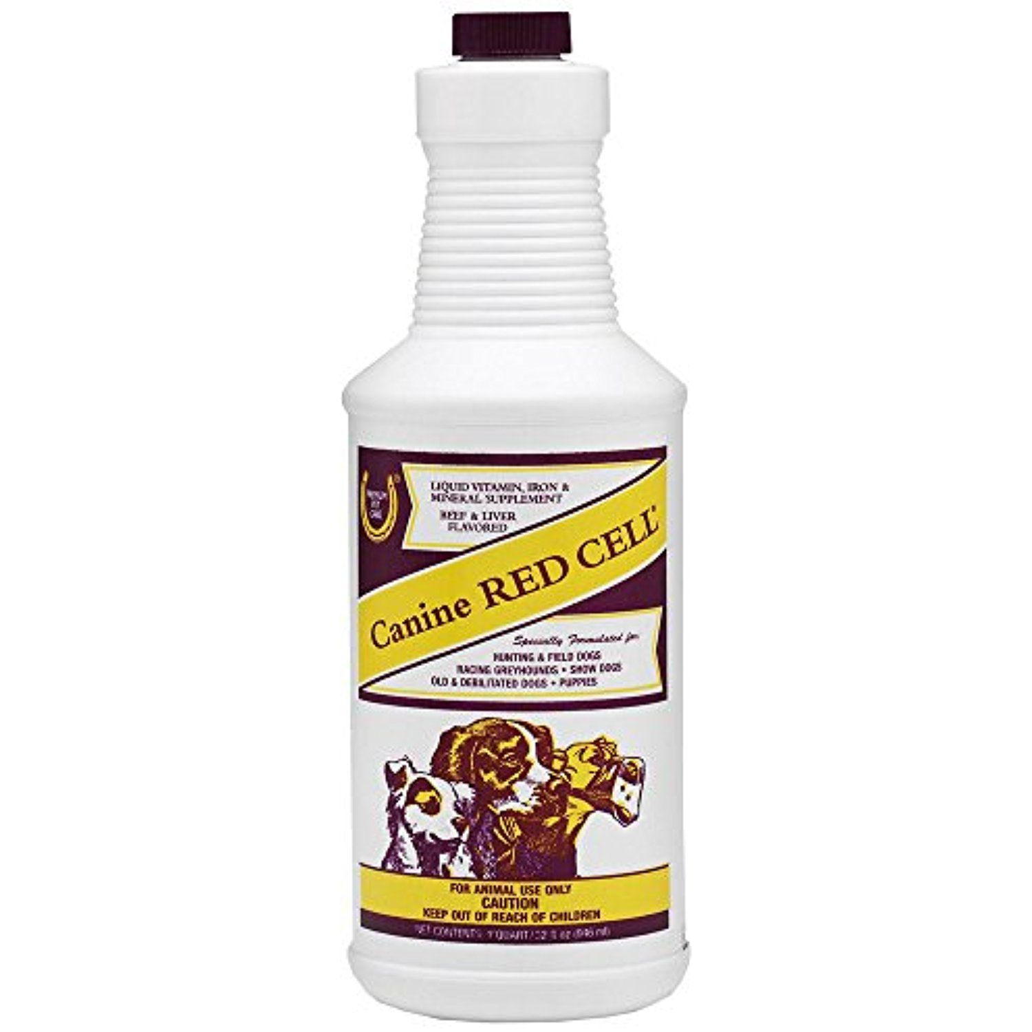 Canine Dog Red Cell Nutritional Supplement, Vitamins and