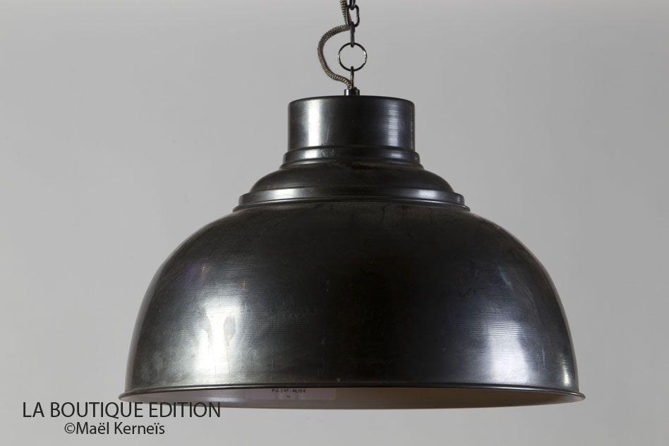 Suspension D Usine Princeton Plafonnier Industriel Vintage La Boutique Par Suspension Luminaire Plafonnier Luminaire