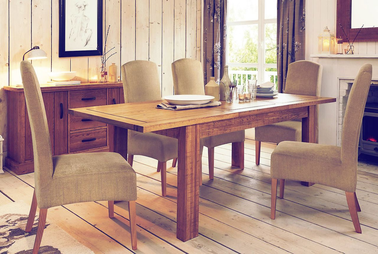 Oakham extending dining table from Next english home