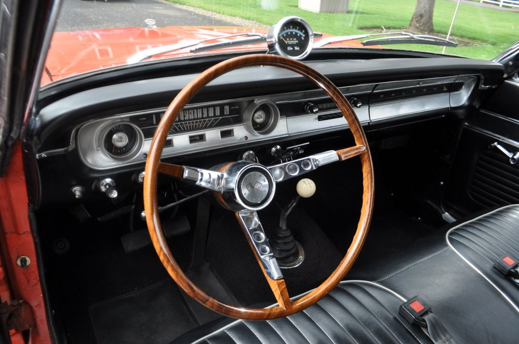 No Reserve 1964 Ford Falcon Sprint 4 Speed With Images Ford