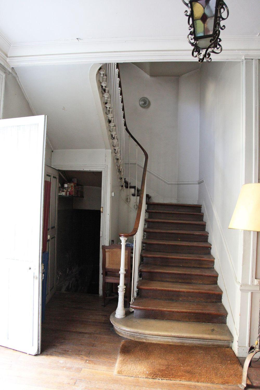 Renovation Escalier Bois Avant Apres Bluffant Renovation Escalier Bois Escalier Bois Escalier