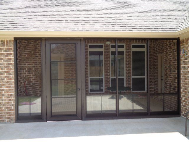 Before & After Pictures of our Sunrooms & Patio Enclosures