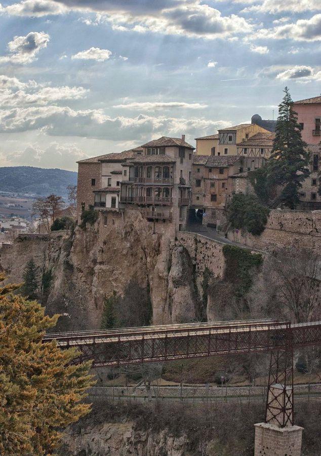 Casas colgadas. Cuenca. Spain. Viajes, Fotografia, Fotos