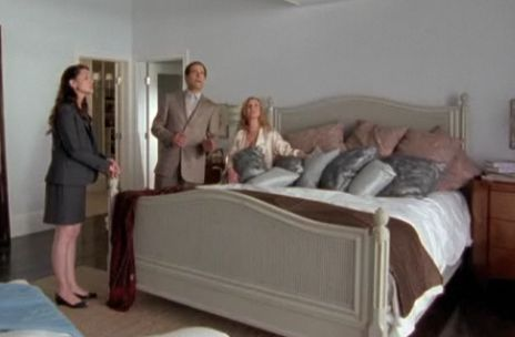 Superb Redford House Isabella Bed On The TV Show Monk #monk #frenchbed #bed