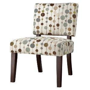 Vale Open Back Slipper Accent Chair   Bubbles Office Chair