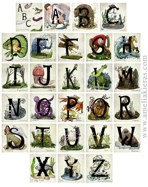fifteen individual alphabet letters for name signs by ameliakieras 3500