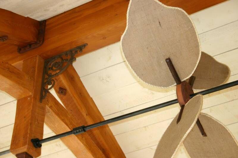 Paddle Belt Driven Ceiling Fans Diy Modern Ceiling Design
