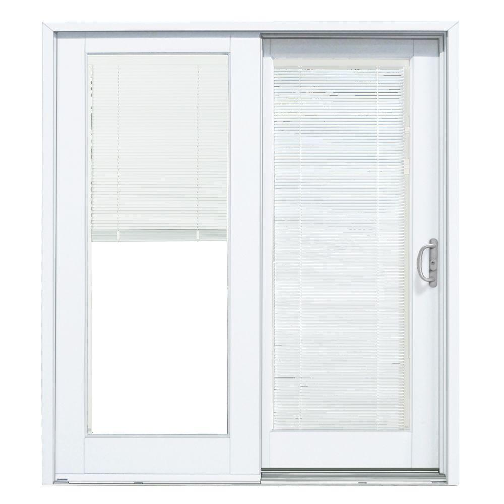 Mp Doors 72 In X 80 In Smooth White Right Hand Composite Pg50